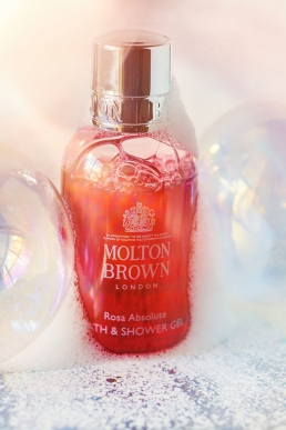 Molton Brown Rosa Absolute Shower Gel Gabriela Iancu Still Life